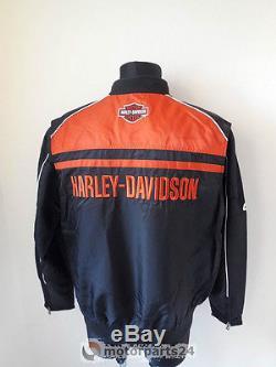 Harley Davidson Moto Ride Nylon Veste Veste/blouson de loisir 98553-15VM Large L