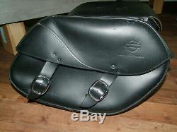 Harley Davidson Original Sacoches de Selle Moto Dyna Caméra Jumelle