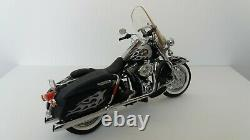 Harley Davidson Road King Classic Road Rally 2002 Franklin Mint Edition limitée