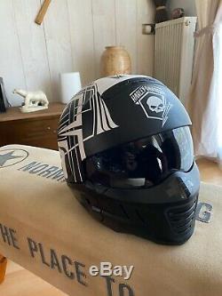 Harley Davidson Skull Lightning 3-in-1 X04 Helmet Taille M