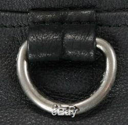 Harley Davidson Veste Cuir L Noir Throttle Réflectif Doublure 97095-12VM Barre