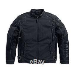 Harley-Davidson Veste/blouson en tissu OMBRE FONCÉE Veste moto 97082-16VM/000M
