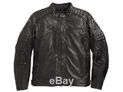 Harley-Davidson Veste pour moto DONOGHUE Taille XL en cuir 97104-16VM/002L
