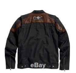 Harley-Davidson Veste pour moto HARD Taille XL fonctionnelle 97546-15VM/002L