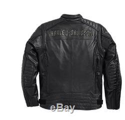 Harley-Davidson Veste pour moto O' DONOGHUE Taille M en cuir 97104-16VM/000M