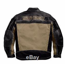 Harley-Davidson Veste pour moto SWITCH Taille S fonctionnelle 97059-15VM/000S