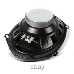 Haut-parleur Set pour Harley CVO Road Glide Ultra 14-16 Valise latérale noir