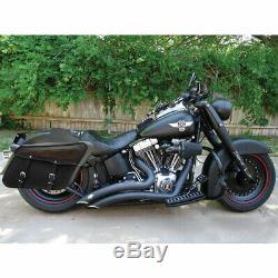 Haute Qualité Cuir Sacoches Harley Davidson Cuir Moto Sacoches