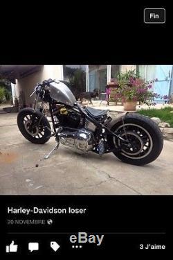 Jantes A Bâton Harley Davidson Moto
