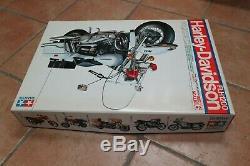 KIT 1/6 TAMIYA Harley Davidson FLH 1200 Police Bike MAQUETTE PROTAR SCALE 16016