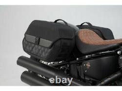 Legend Gear LH Side Bags Set Harley-Davidson Softail Street Bob