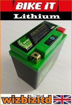 Lithium Ion Batterie Moto Harley Davidson XR 1200X (2009-2012) LIPO14C