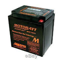 MBTX30UHD Motobatt Batterie AGM 32Ah BMW Moto R60, R65, R75, R80, R90, R100