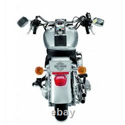 Maquette moto Harley-Davidson Fat Boy échelle 1/4