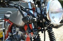 Moto Clignotant LED 2 Paires pour Harley Davidson Sportster & Dyna Projet