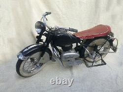 Moto Collection Manege / Lenaerts 1950 / Harley Davidson/ Indian / Vintage