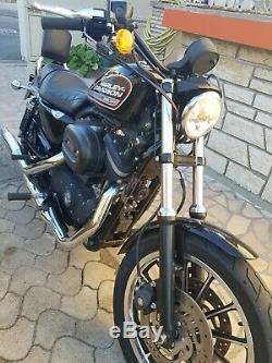 Moto Harley Davidson 883R SPORTSTER