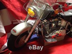 Moto Miniature Maquette Harley Davidson