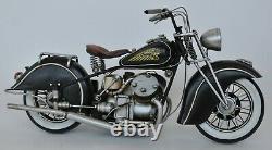 Moto Modèle Miniature 1 Echelle 18 Harley Davidson Vélo Jouet Solde Décor