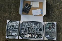 Moto harley davidson kit collector's FRANKLIN MINT neuf dans sa boite d'origine
