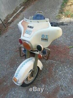 Moto jouet Harley Davidson