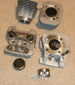 Motor harley davidson sportster cilindre piston 883 cylinder moto moteur HD