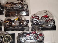 Motos HARLEY DAVIDSON Collection NEUVE Blister