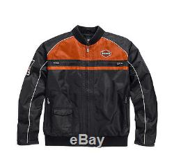 Orig. Harley-Davidson Veste/blouson de loisir TRAJET EN MOTO Textile