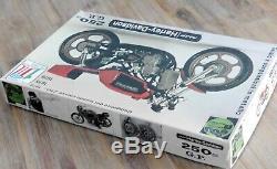 Protar 1/9 Maquette Kit Moto Harley Davidson 250 CC Gp #146 Avec Sa Boite