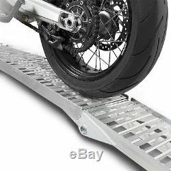 Rampe de chargement I moto pour Harley Davidson Sportster Seventy-Two alu