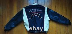 Rare Blouson Anniversary Harley Davidson 1953 très bon état