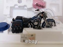 Rare Harley Davidson Heritage Springer Franklin/Danbury Comme neuf 110