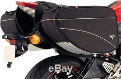SACOCHES CAVALIERES SPORT TOUR de NELSON RIGG (Pour Motos et Harley Davidson)