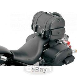 Sac Dossier Sissy BAR Express Drifter Coffre Moto Custom Arrière