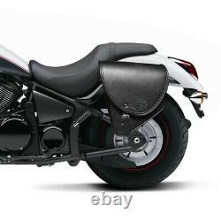 Sacoche Cavalière IL 10l pour Harley Davidson CVO Softail Breakout/ Convertible