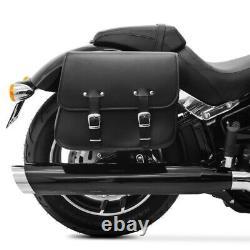 Sacoche Laterale pour Harley Davidson Softail Slim Laredo droite