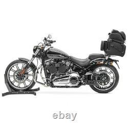 Sacoche arrière / de Sissybar pour Harley Davidson Road King / Special M55