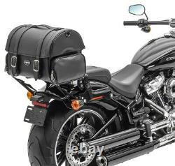 Sacoche arrière pour Harley Davidson Sportster 1200 CA Custom sac de selle FP