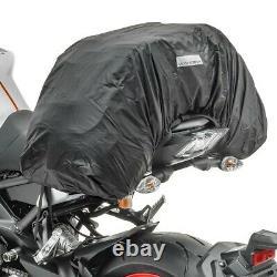 Sacoche de selle WP35 pour Harley Davidson Sportster 883 Superlow / Iron noir