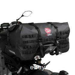 Sacoche de selle moto arrière SX70 pour Harley Davidson Street 750