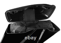 Sacoche intérieure pour Harley Street Glide 06-21