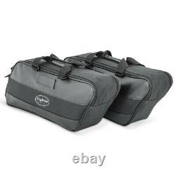 Sacoche latérale intérieure pour Harley-Davidson Touring valises 94-20 Craftride
