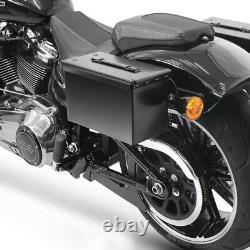 Sacoche rigide detachable pour Harley Davidson Softail 18-20 M2A1 pair