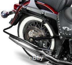 Sacoches Laterales pour Harley Dyna Low Rider 08-17 DY1
