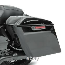 Sacoches Rigides Prolongés pour Harley CVO Road Glide Ultra (FLTRUSE) 14-16 LB