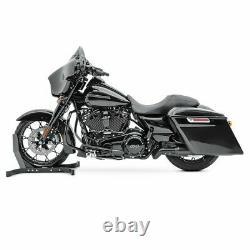 Sacoches Rigides Prolongés pour Harley Davidson Road Glide15-20