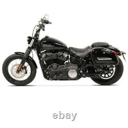 Sacoches laterales pour Harley Davidson CVO Pro Street Breakout MG