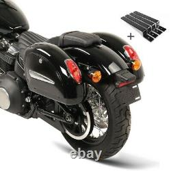 Sacoches laterales pour Harley Davidson Dyna Low Rider / S MGH