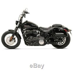 Sacoches laterales pour Harley Davidson Dyna Street Bob MGH
