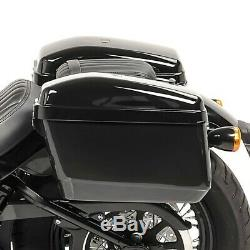 Sacoches laterales pour Harley Davidson Dyna Super Glide Custom NVK